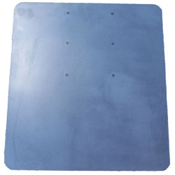 Solid surface platen