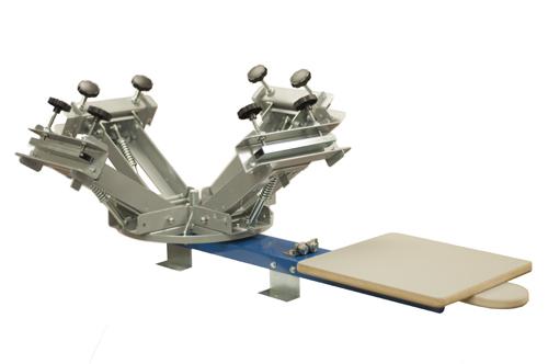 Econo Bench Top Screen Printing Press Entry Level