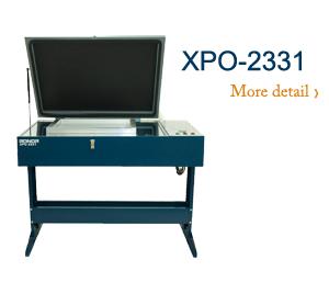 Screen Printing Exposure Units Vacuum Black Light